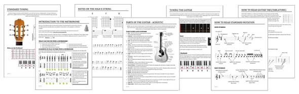 Printable Lesson Resources