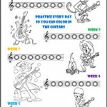 Guitar Lesson Plans for Kids