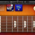 Garageband on iPad