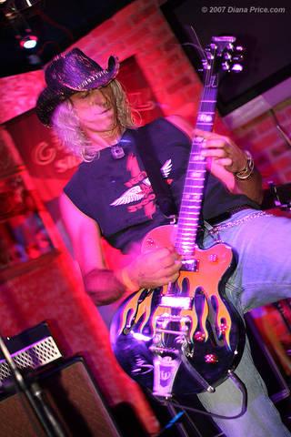 Vic Tims Guitar School