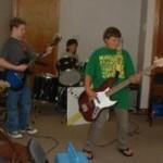 Electric Crown Guitar Studio Students