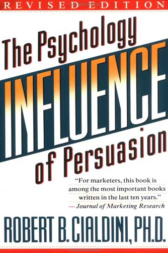 Influence by Robert Cialdini